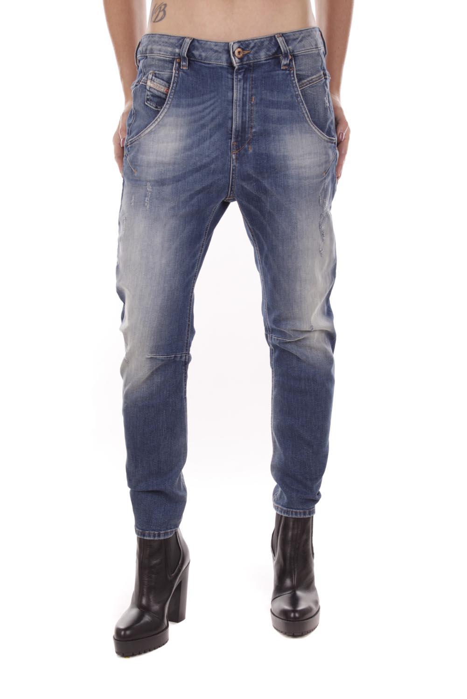 verschiedene Stile Abstand wählen 2019 original Details zu Diesel Fayza R608F Damen Jeans Hose Boyfriend