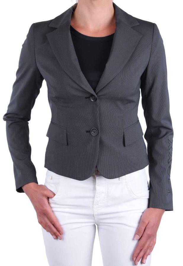 mexx damen jacke blazer anzugjacke business grau. Black Bedroom Furniture Sets. Home Design Ideas