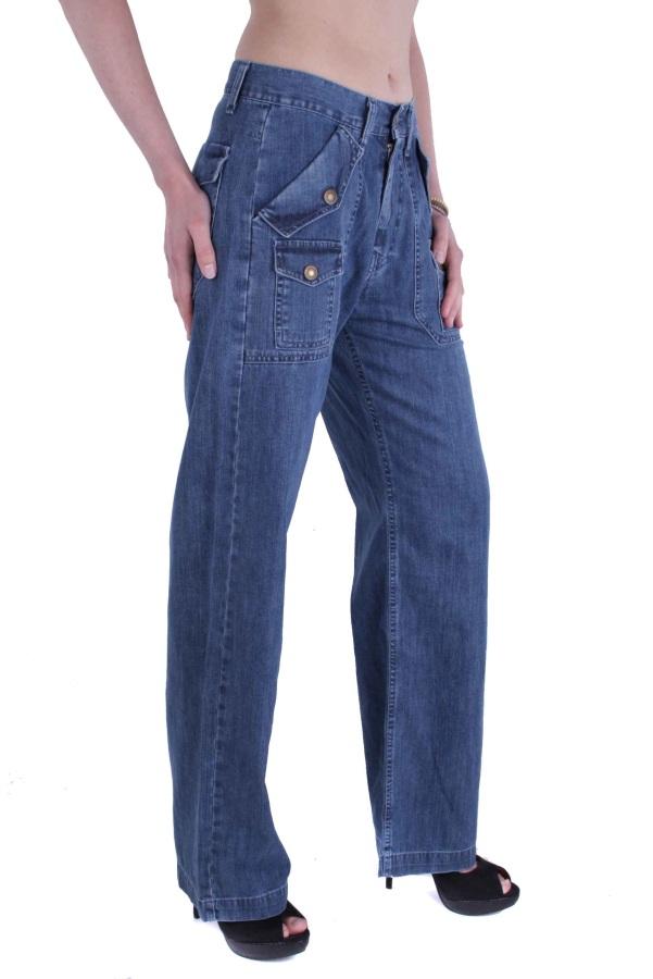 indian rags damen jeans hose baggy next blau w28 l32 ebay. Black Bedroom Furniture Sets. Home Design Ideas